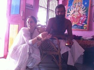 Vidya Das und Bharati