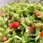 Frischer-Salat